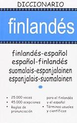 Libro Diccionario Finlandes