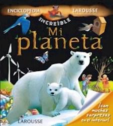 Papel Planeta Increible, Mi
