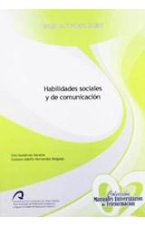 Papel HABILIDADES SOCIALES Y DE COMUNICACION