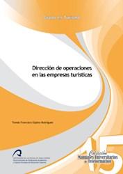 Papel Dirección De Operaciones En Las Empresas Turísticas