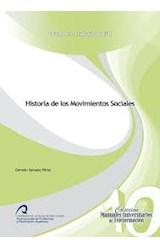 Papel HISTORIA DE LOS MOVIEMIENTOS SOCIALES