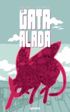 E-book La Gata Alada