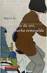 Papel MUCHACHO DE ORO, MUCHACHA ESMERALDA