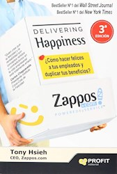 Libro Delivering Happiness