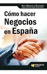 E-book Cómo hacer negocios en España. Ebook