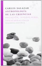 Papel ANTROPOLOGIA DE LAS CREENCIAS