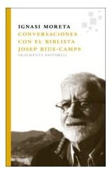 Papel CONVERSACIONES CON EL BIBLISTA JOSEP RIUS CAMPS