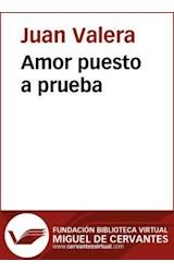 E-book Amor puesto a prueba