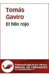 E-book El hilo rojo