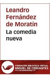 E-book La comedia nueva