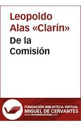 E-book De la comisión...