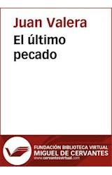 E-book El último pecado