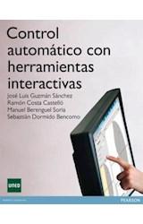 E-book Control automático con herramientas interactivas