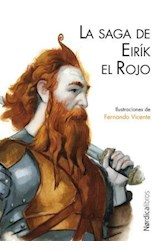 E-book La saga de Erík el Rojo