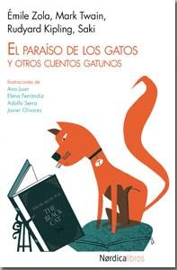Papel El Paraíso De Los Gatos Y Otros Cuentos Gatunos