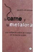 Papel CARNE Y LA METAFORA LA