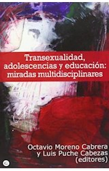 Papel TRANSEXUALIDAD ADOLESCENCIA Y EDUCACION