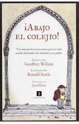 Papel ABAJO EL COLEJIO