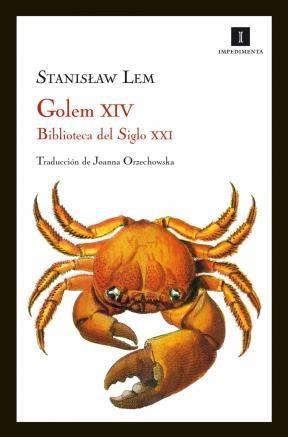 E-book Golem Xiv