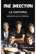 Papel ONE DIRECTION LA HISTORIA