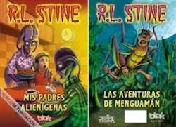 Papel Mis Padres Alienigenas/Las Aventuras De Menguaman