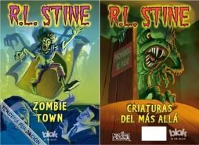 Papel ZOMBIE TOWN