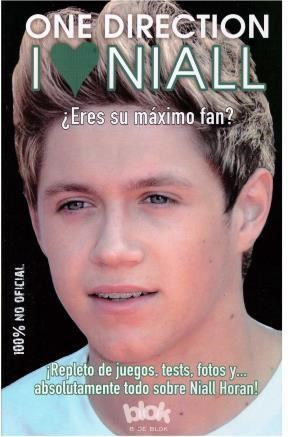 Papel One Direction - I Love Niall