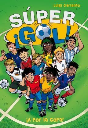 E-book ¡A Por La Copa! (Súper ¡Gol! 2)