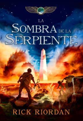 E-book La Sombra De La Serpiente (Las Crónicas De Los Kane 3)
