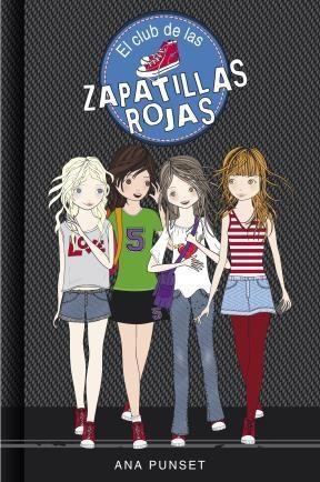 E-book El Club De Las Zapatillas Rojas (Serie El Club De Las Zapatillas Rojas 1)
