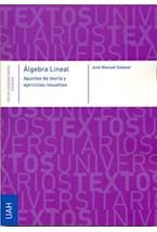 E-book Algebra Lineal. Apuntes de teoría y ejercicios resueltos