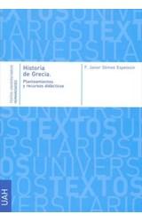 E-book Historia de Grecia. Planteamientos y recursos didácticos