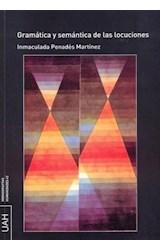 E-book Grámatica y Semántica de las locuciones