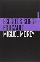 Libro Escritos Sobre Foucault