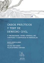 Libro Casos Practicos Y Test. Derecho Civil Ii