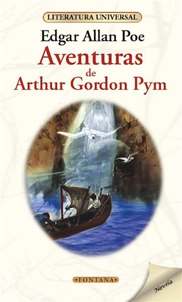 E-book Aventuras De Arthur Gordon Pym