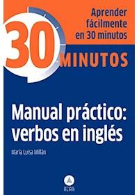 Papel 30 Minutos Manual Practico Verbos En Ingles