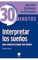 Papel 30 MINUTOS INTERPRETAR LOS SUEÑOS