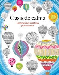Papel Oasis De Calma - Inspiraciones Creativas Para Colorear