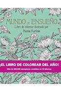 Papel MUNDO DE ENSUEÑO LIBRO PARA COLOREAR (CARTONE)