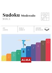 Papel Sudoku Moderado Nivel 5