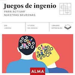 Libro Juegos De Ingenio Para Activar Nuestras Neuronas
