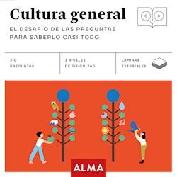 Libro Cultura General : El Desafio De Las Preguntas Para Saberlo Casi Todo