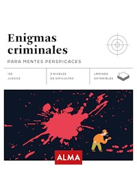 Papel Enigmas Criminales Para Mentes Perspicaces