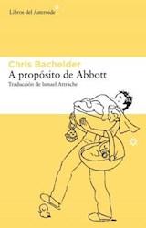 Papel A PROPOSITO DE ABBOTT