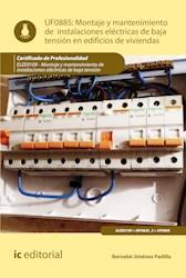 Libro Montaje Y Mantenimiento De Instalaciones Electric