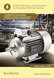 Libro Montaje Y Mantenimiento De Maquinas Electricas R