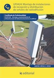 Libro Montaje De Instalaciones De Recepcion Y Distribuc