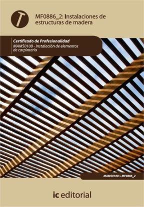 E-book Instalación De Estructuras De Madera