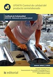 Libro Control De Calidad Del Producto Semielaborado. Iex